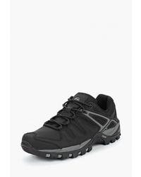 Мужские черные кожаные рабочие ботинки от Ascot