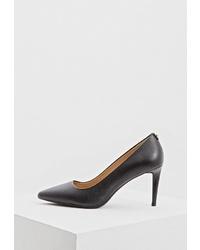 Черные кожаные туфли от MICHAEL Michael Kors