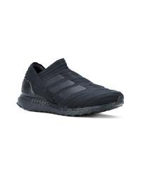 Мужские черные кроссовки от adidas