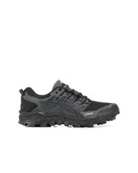 Мужские черные кроссовки от Asics