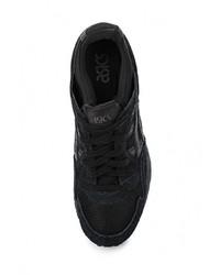 Мужские черные кроссовки от ASICS TIGER