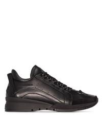 Мужские черные кроссовки от DSQUARED2