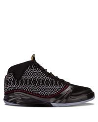 Мужские черные кроссовки от Jordan