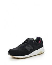 Женские черные кроссовки от New Balance