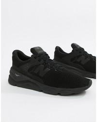 Мужские черные кроссовки от New Balance