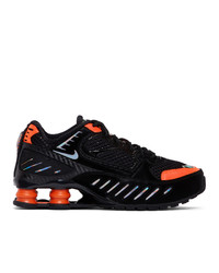 Женские черные кроссовки от Nike