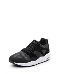 Женские черные кроссовки от Puma