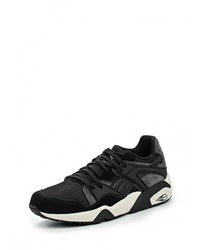 Мужские черные кроссовки от Puma