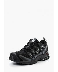 Мужские черные кроссовки от Salomon