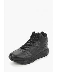 Мужские черные кроссовки от Sigma