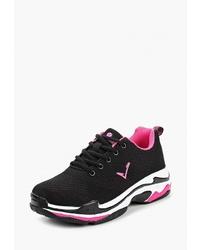 Женские черные кроссовки от TimeJump