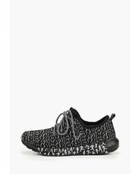 Мужские черные кроссовки от TimeJump
