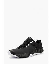 Мужские черные кроссовки от Under Armour
