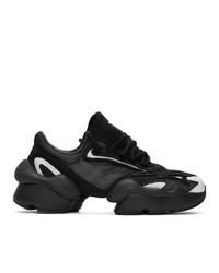 Женские черные кроссовки от Y-3
