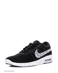 Мужские черные низкие кеды от Nike