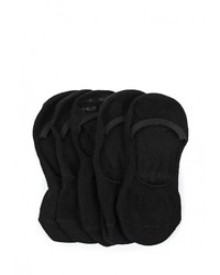 Женские черные носки от Alla Buone