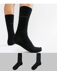 Мужские черные носки от BOSS