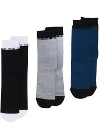 Мужские черные носки от Diesel