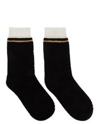 Мужские черные носки от Gucci