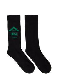 Мужские черные носки от Han Kjobenhavn