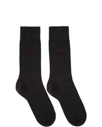 Мужские черные носки от Hugo