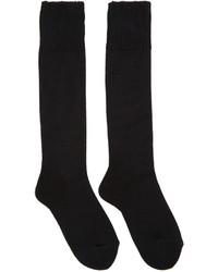 Женские черные носки от Hyke