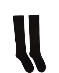 Мужские черные носки от Rick Owens