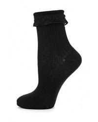 Женские черные носки от Topshop