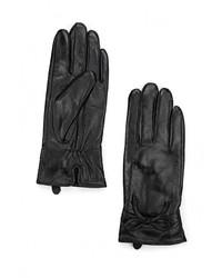 Женские черные перчатки от Liu Jo