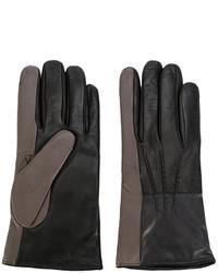 Мужские черные перчатки от Paul Smith