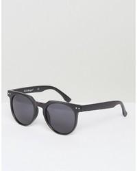 Мужские черные солнцезащитные очки от A. J. Morgan