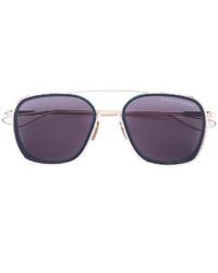 Женские черные солнцезащитные очки от Dita Eyewear