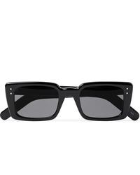 Мужские черные солнцезащитные очки от Gucci