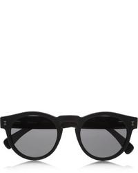 Женские черные солнцезащитные очки от Illesteva