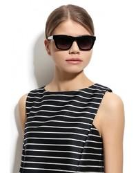 Женские черные солнцезащитные очки от Juicy Couture
