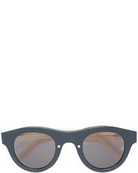 Женские черные солнцезащитные очки от OSKLEN