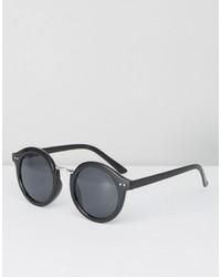 Женские черные солнцезащитные очки от Pieces