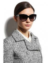 Женские черные солнцезащитные очки от Ralph Ralph Lauren