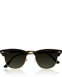 Женские черные солнцезащитные очки от Ray-Ban