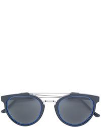Женские черные солнцезащитные очки от RetroSuperFuture