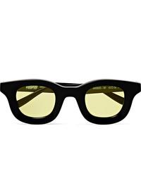 Мужские черные солнцезащитные очки от Rhude