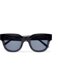 Мужские черные солнцезащитные очки от Sun Buddies