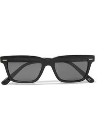 Мужские черные солнцезащитные очки от The Row