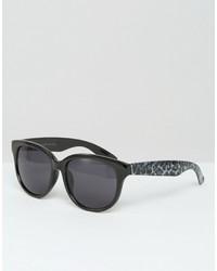 Женские черные солнцезащитные очки от Vero Moda