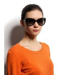 Женские черные солнцезащитные очки от Vogue® Eyewear