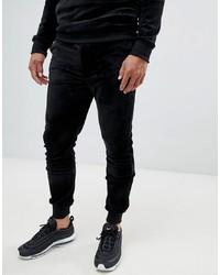 Мужские черные спортивные штаны от Another Influence