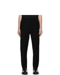 Мужские черные спортивные штаны от Craig Green