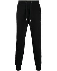 Мужские черные спортивные штаны от Diesel