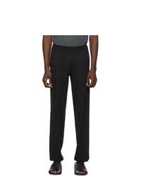 Мужские черные спортивные штаны от Frenckenberger