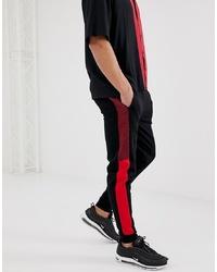 Мужские черные спортивные штаны от Hugo